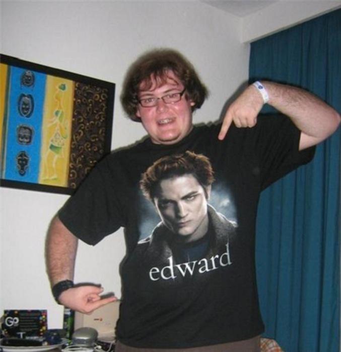 Les fans de Twilight sont ...