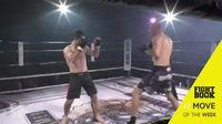 Un boxeur fair-play