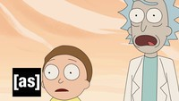 REAL Rick & Morty Saison 3 trailer