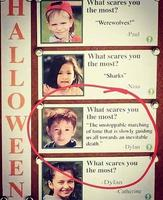 Qu'est ce qui te fait le plus peur ?