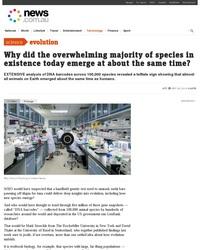 Nouveauté scientifique