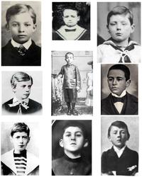 Saurez-vous reconnaître ces enfants ?