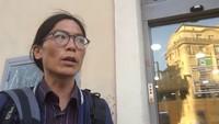 Un réalisateur né en Corée, adopté aux Pays-Bas, qui a étudié au canada, finit SDF en France