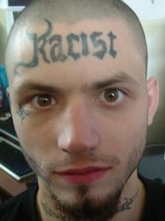 Le racisme, c'est à son image.
