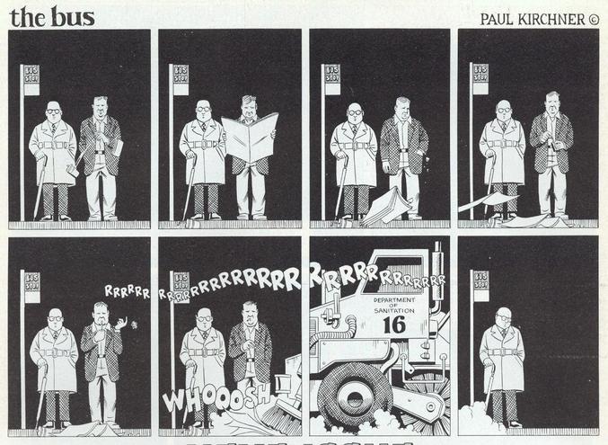#ecologie Un dessin de Paul Kirchner.