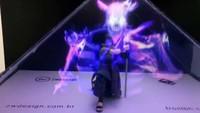 Sasuke Holographique