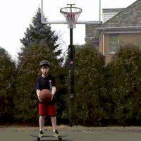 Skate basket, encore un loopé