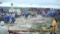 Combat médiéval au début ... étonnant ...