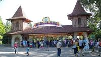 Le parc d'attraction de Sonic