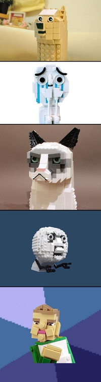 Mèmes Lego