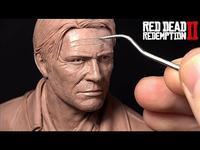Sculpture RDR2