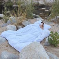 Je préfère dormir dehors