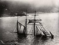 1902: éruption de la montagne pelée à la Martinique