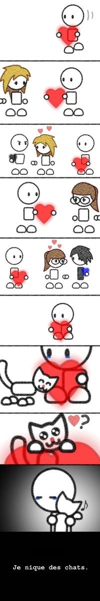 L'amour est si cruel
