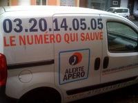 Le numéro qui sauve la vie