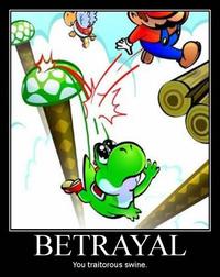 Mario le traître