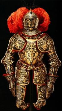 L'armure d'Erik XIV de Suède