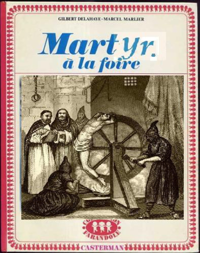 Martyr à la foire