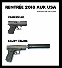 Rentrée 2018 au USA