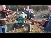 Srbijanski Vez (par le trio Dajc )