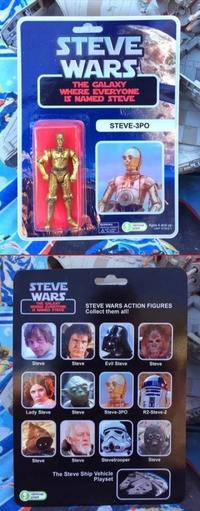 Steve Wars