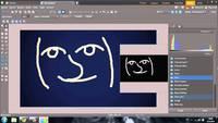 Comment dessiner un lennyface