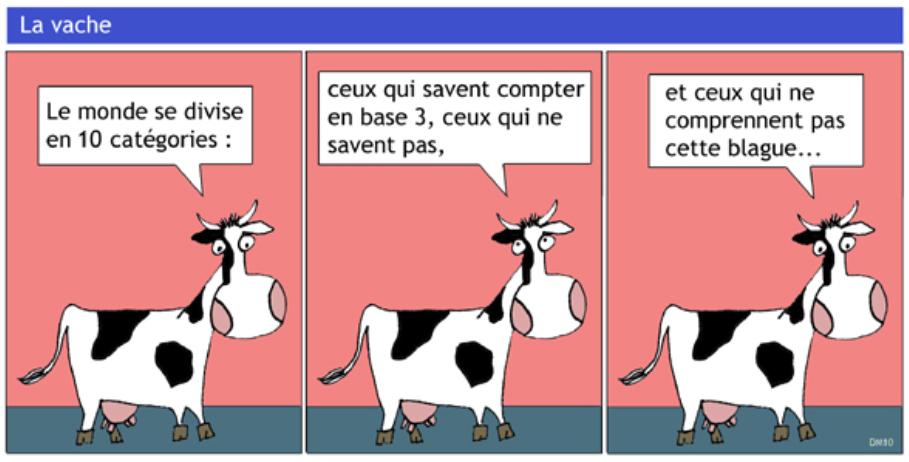 blague vache