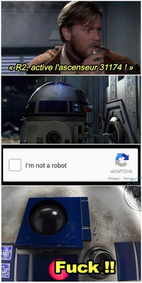 Comment stopper R2