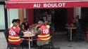 Réunion syndicale
