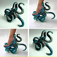 le chaussure cthulhu