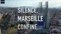 Marseille vide et belle