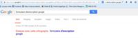 Se désinscrire de google