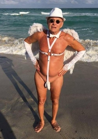 L'ange des plages