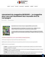 NEORURO, le magazine des parigots