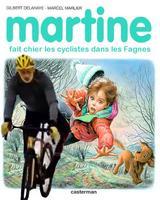 Martine fait chier les cyclistes