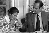 Quand Chirac donnait du feu à sa ministre de la santé