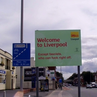 Bienvenue à Liverpool