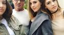 Sylvester Stallone et ses trois filles