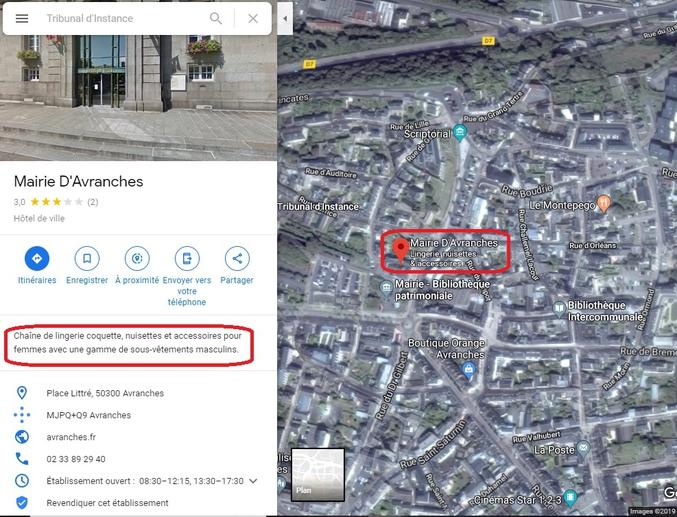 Après la Polyclinique multi spécialisée (https://lelombrik.net/112871) la Mairie d'Avranches a elle aussi décidé de développer ses services.