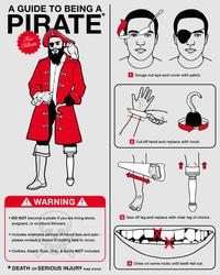 Comment devenir un pirate