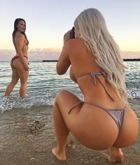 Photo à la plage