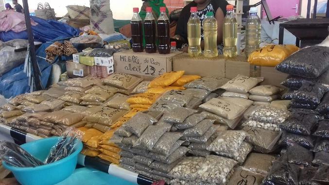 Vu au marché de MAMOUDZOU à Mayotte (101ème département français)