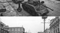 1945, prise de Vienne par les soldats soviétiques