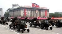 Les tracteurs en Corée du nord...