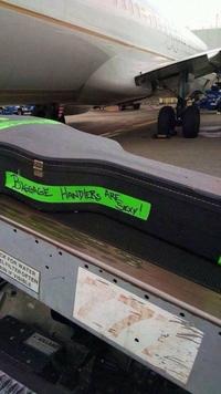 Les bagagistes sont sexy
