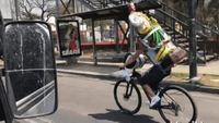 Cycliste iconoclaste