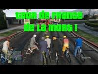 GTA5 Online - Le Tour de France de la mort !