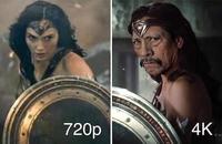 720p ou 4K ?