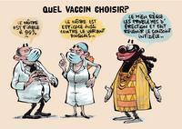 Quel vaccin choisir ?