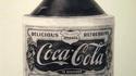 Un des premiers emballages de Coca-cola